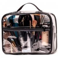 Clear Toiletry Bag - PVC Makeup Bag
