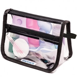 TSA Approved Toiletry Bag with Pocket